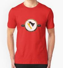 Pittsburgh Penguins vintage logo EST 1967 T Shirt funny customized t-shirt men top cotton American  team t shirt