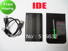 USB 2.0 IDE 2.5 HD Hard Drive Disk Enclosure Case(China)