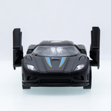 Sports Car Model 1:32 Specifications Alloy Pull Back Car Styling Children's Toys Collection Gift Speed And Passion JSB100
