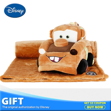 Disney Master Plush Toy Peluches Stuffed Doll+Pillow Cushion+Blanket Portable Rest 135cm*87cm Blanket Toys Kid Children Gift(China)