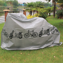 2.1m*1m HOT Bike Bicycle Dust Cover Cycling Rain Dust Protector Cover Waterproof Protection Bike Cover free shipping