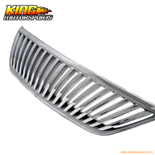 FOR 04-06 Lexus RX330 06 Lexus RX400H VERTICAL Chrome Grille Harrier New 04-06 USA Domestic Free Shipping Hot Selling