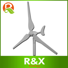 Wholesale Mini Wind turbine generator 100w 24/12V wind turbine. Used for LED street lamp. CE,ROHS,ISO9001 certification.