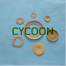 1pc, tyflon rings 34*23*0.5 Oilfree air compressor spare parts, piston ring for breathing machine