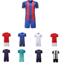 Professional Customize 2016 2017 Soccer Jerseys Mens kids Breathable Soccer Set  Uniforms Children Football Kit Shirt Tracksuit