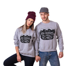 Buy Lovers clothing hoodies sweatshirt Men abd women Printed Long Sleeve Sweatshirt Pullover Tops Shirts Blouse Couple Clothes for $10.08 in AliExpress store