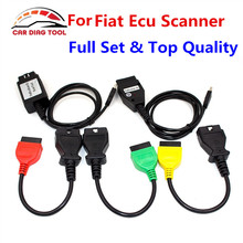 Factory Price For Fiat ECU Scan With FiatECUScan Software For Fiat OBD2 Diagnostic Interface ECU Programmer
