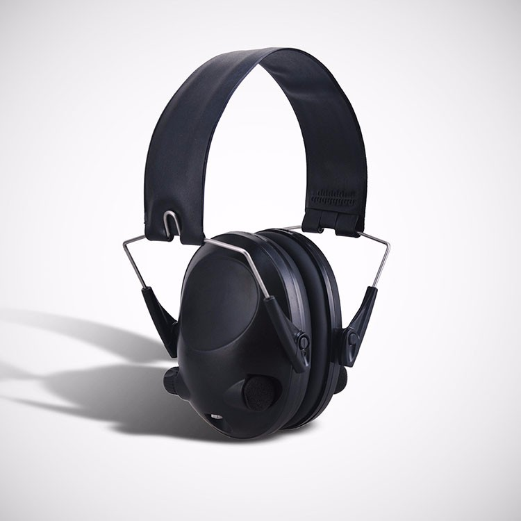Ear Protectors Anti-noise tactical headset IPSC Shooting Ear Protectors Sport Hunting Electronic Hearing Protection Earmuffs<br>