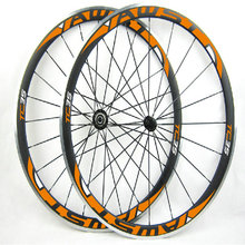 Buy AWST Alloy carbon wheelset 700c clincher aluminum carbon wheels china 38mm alloy braking wheelset 38mm Carbon Bike Road Wheels for $425.00 in AliExpress store
