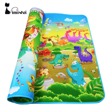 Kids Toys Baby Play Mat Mat For Children Carpets For Children Rug Puzzle Mat Baby Toys For Newborns Developing Rug Eva Foam ant(China)