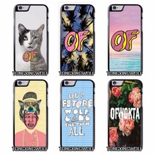 Ofwgkta Odd Future OF Golf Wang  Cover Case for IPhone 4 4s 5c 5 5s se 6 6s 7 plus