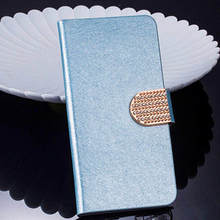 Original Luxury Ultra Thin Leather Cover Case For Motorola MOTO RAZR D3 High Quality Flip Book Wallet Design Phone bag