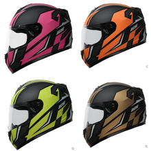 New Motorcycle helmet full face winter wind-proof anti-mist with keep warm collar automobile race helmet Capacete Casco Moto