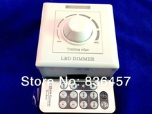 Dimmers DC 12-24V 300W wireless remote dimmer switch Knob Remote control switch for dimmable LED bulb or LED strip lights