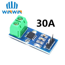 Free Shipping 20pcs/lot NEW 30A Hall Current Sensor Module ACS712 model 30A ACS712 30A(China)