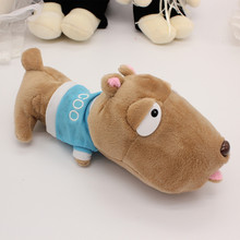 1pc/lot  22cm cute donkey Plush Toys for children soft toys cushion  Home Ornament decorations