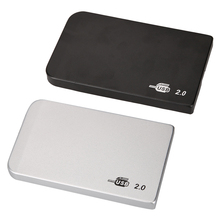 2.5 Inch HDD External Enclosure USB 2.0 IDE Mobile Hard Disk Box Hard Drive Case for Windows2000/XP/Vista/7/8 MAC OS