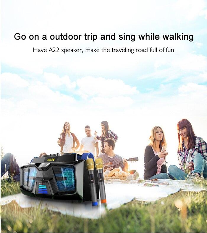 A22 Outdoor speaker