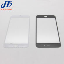 "10pcs/lot For iPhone 6 plus 6+ 5.5"" Front Outer glass LCD Touch Screen Lens Top Glass replacement parts Free shipping"