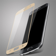 For Samsung Galaxy A3 A5 A7 J2 J5 J7 2016 2017 Prime Note 5 C5 C7 S7  Tempered Glass case Scratch Protective Full Film