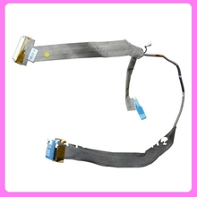 "Laptop LCD Cable for dell XPS M1330 13.3 ""screen line cable 50.4c308.101 0GX081"