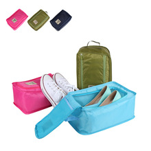 HAOCHU Hot Sale! Shoe Sorting Pouch Storage Bag Home Organizer Portable Breathable Sports Gym Carry Storage Case Box Handbag(China)
