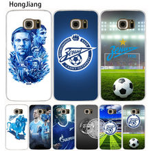 HongJiang zenit st petersburg cell phone case cover for Samsung Galaxy S7 edge PLUS S8 S6 S5 S4 S3 MINI(China)