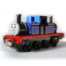 T0036 Magnetic Diecast THOMAS and friend Mighty mac The Tank Engine take along train metal children kids toy gift