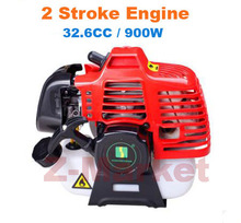 1E36F-2D 2 Stroke Petrol Engine 33CC Mounted In Brush Cutter.Grass Trimmer.Lawn Mower.Tiller.Pump.etc Gasoline Garden Tools
