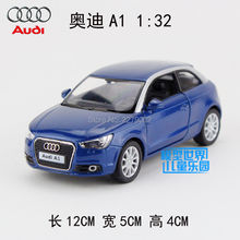 KINSMART Die Cast Metal Models/1:32 Scale/2010 Audi A1 toys/for children's gifts or for collections