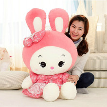 super Lovely Princess Rabbit Plush Doll Staffed Mashimaro Toy Valentine's Day Gift for Girls Kids Love Toy