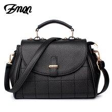 Popular Black Leather Over Shoulder Bag-Buy Cheap Black Leather ...