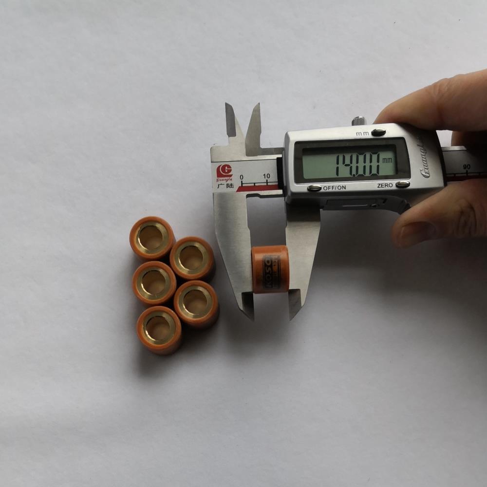 Roller set 18x14mm 5