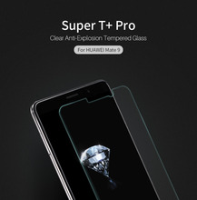 mate 9 tempered glass Nillkin Screen Protector Amazing T+ Pro Tempered Glass For huawei mate 9 tempered glass (5.9 inch)(China)