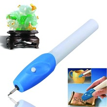 Electric Etching Engrave Engrave Carve Tools Steel Jewellery Engraver Pen Kit APE(China)