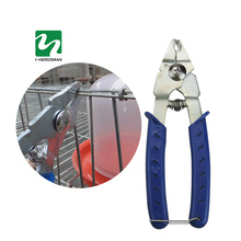 Chicken Quail Cage clamp installation Scattered M nail pliers Animal cages pliers Rabbit cage installation tools(China)