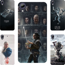 GOT Game Of Throne House Stark Hard PC Painting Case For HTC Desire 650 A17 Cell Phone Printed Case