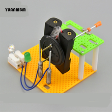 AC generator model/scientific physics experimental Educational toys/DIY technology production/puzzle/baby toys for children/toy