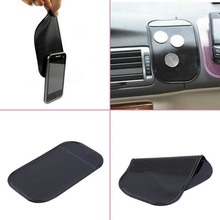 DEDC 1PC Car Dashboard Sticky Pad Silica Gel Magic Sticky Pad Holder Anti Slip Mat for Car Mobile Phone Car Accessories(China)