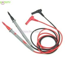 Universal Digital Multimeter Multi Meter Test Lead Probe Wire Pen Cable 1 Pair Hot Newest 828 Promotion(China)