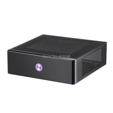 HOT MINI ITX HTPC Case Small Desktop PC Case Computer Case Special Hot Sale(China)