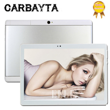 CARBAYTA S109 10,1 дюймов Octa Core Android 8,0 Tablet PC Dual SIM карты Камера 3g Телефонный звонок планшета Google WI-FI gps Bluetooth(China)