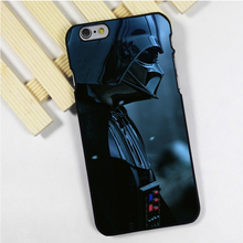 Fit for iPhone 4 4s 5 5s 5c se 6 6s 7 plus ipod touch 4 5 6 back skins phone case cover Darth Vader Dark Side Sith Star Wars