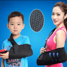 JORZILANO Support Shoulder Dislocation Broken Arm Adjustable Breathable Medical Shoulder Arm Clavicle Fracture Surgery With Ball(Hong Kong)