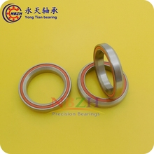 "1-1/2"" 1.5"" 38.1mm Bicycle headset bearing MH-P25K ACB25K HD1404K (40x52x6.5, 36/45) for Cane Creek 40 series headset"