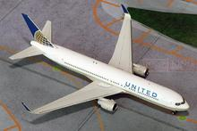 GJUAL1396 GeminiJets United Airlines N675UA 1:400 B767-300/w commercial jetliners plane model hobby