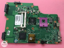 NOKOTION V000185550 6050A2302901 for TOSHIBA Satellite L505 Laptop Motherboard System board GL40 DDR3 s478 Intel GMA & cpu works(China)