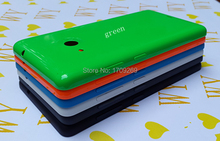 Original New Mobile Phone Housing for Nokia lumia 535, Battery Cover, Back shell, Back Cover for Microsoft Lumia 535