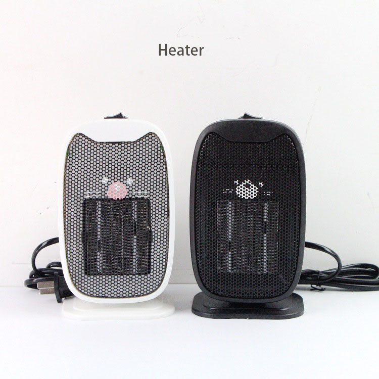 Winter Mini Electric Heaters Adjustable Thermostat PTC Ceramic Heating Hand Portable Electronics For Office Living Room Bedroom<br>