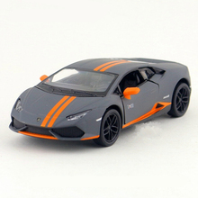 Scale 1:36 KINSMART Racing Car Toy, Simulation Vehicle Model, Alloy & ABS Sports Cars Models, Toys For Boys, Brinquedos Gift